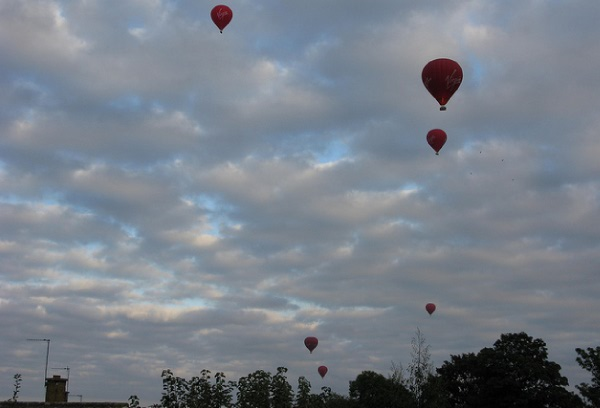 Baloons in York