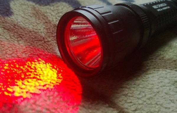 Olight M20 Crimson