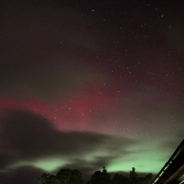 Aurora over Kielder
