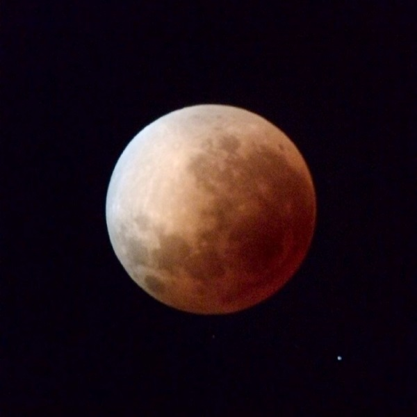 Lunar Eclipse by Jon Philpott