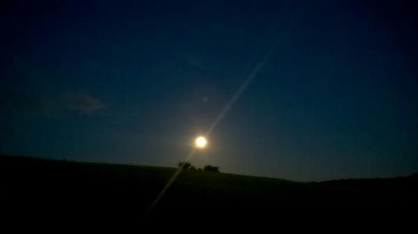 Full Moon in May 2014