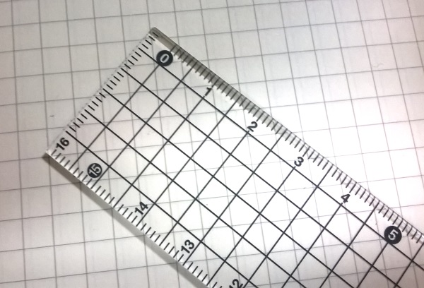 Kyoei Orions Grid Ruler