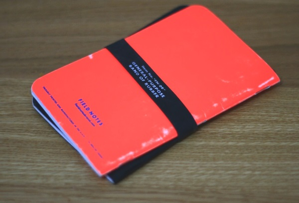 Used Field Notes