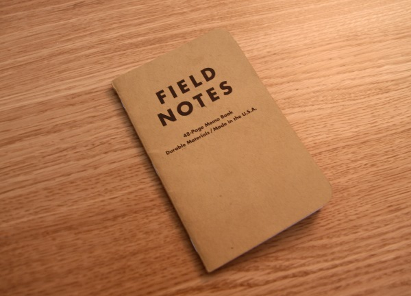 Field Notes Original Kraft