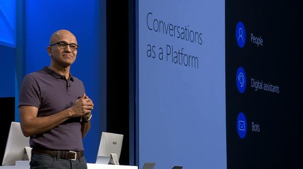 Conversations as a Platform