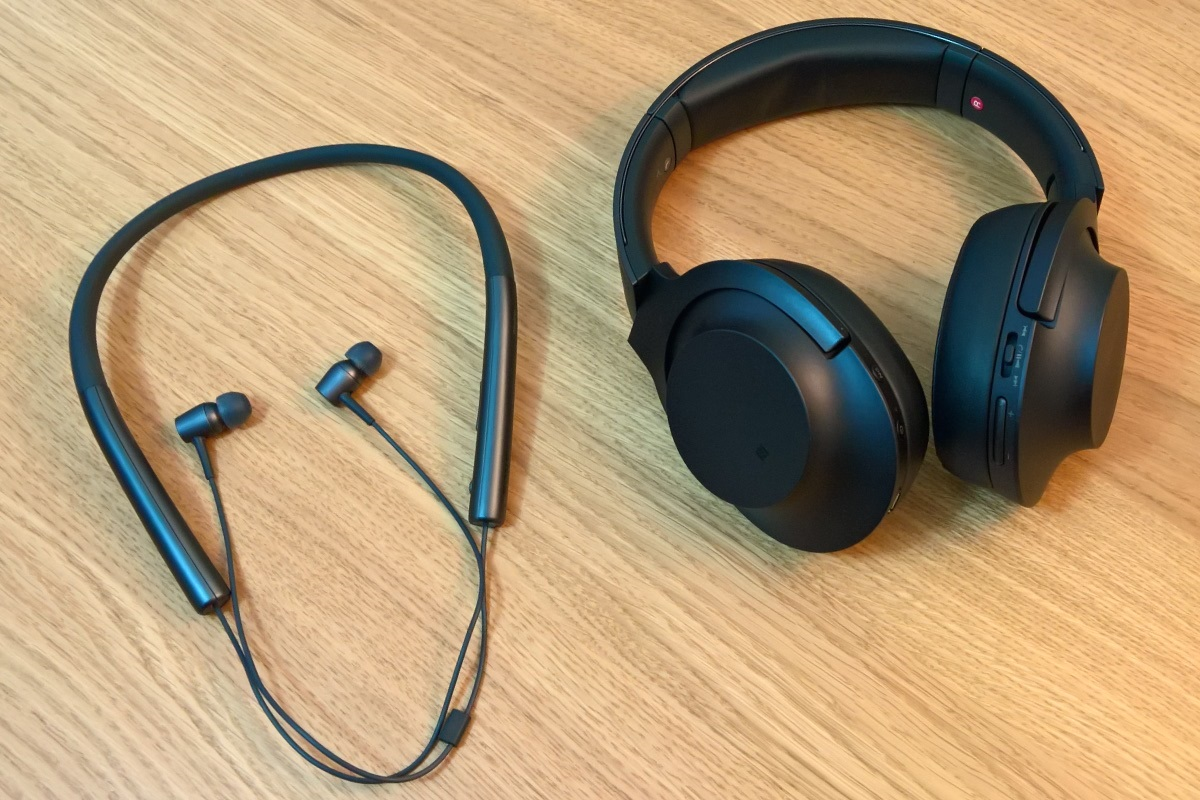 Sony Wireless Headphones
