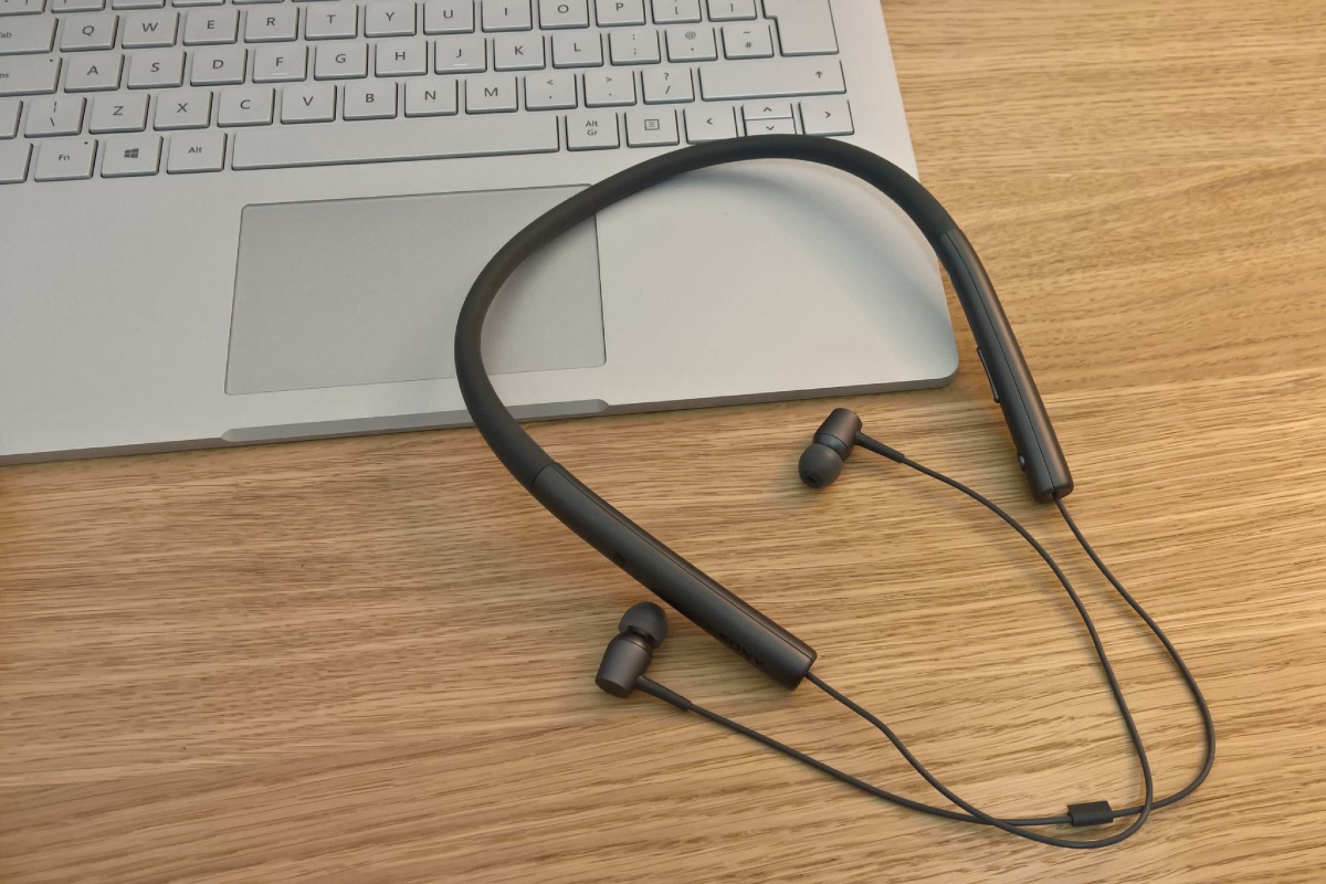 Sony MDR-EX750BT Headphones